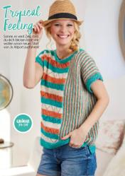 Strickanleitung - Tropical Feeling - Simply Stricken - 0418