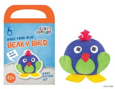 Craft Station Kits PONY Beaky Bird