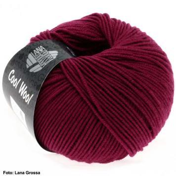 Lana Grossa, Cool Wool Tuch spannen