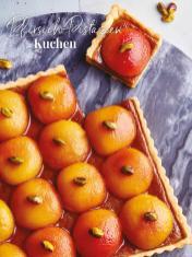 Rezept - Pfirsich-Pistazien-Kuchen - Simply Kreativ - Neue Rezepte für den Thermomix® - 04/2018