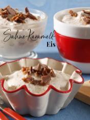 Rezept - Sahne-Karamell-Eis - Simply Kreativ - Neue Rezepte für den Thermomix® - 04/2018