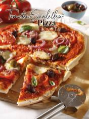 Rezept - Tomaten-Sardellen-Pizza - Simply Kreativ - Neue Rezepte für den Thermomix® - 04/2018