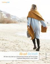 Strickanleitung - Ab auf die Insel - Fantastische Herbst-Strickideen - 04/2018