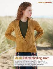 Strickanleitung - Ideale Rahmenbedingungen - Fantastische Herbst-Strickideen - 04/2018