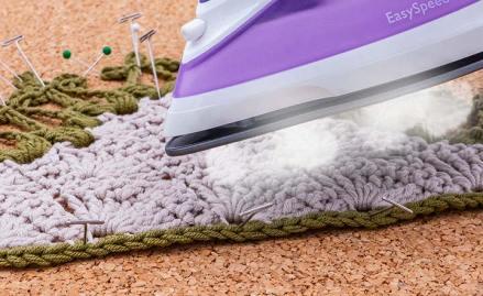 Lana Grossa Tuch Cool Cotton spannen