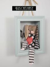 Häkelanleitung - Kuschelhase - Simply Kreativ Fair Isle Häkeln 01/2018