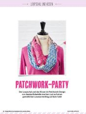 Nähanleitung - Patchwork-Party