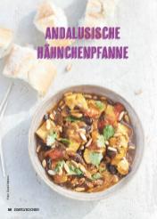 Rezept - Andalusische Hähnchenpfanne - Simply Kochen Mediterran 05/2018