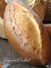 Rezept - Beginner Weißbrot - Simply Backen Sonderheft Brotdoc 01/2018