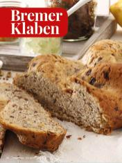 Rezept - Bremer Klaben - Simply Kreativ - Brot backen - Sonderheft - 01/2019