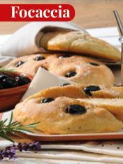Rezept - Focaccia - Simply Kreativ - Brot backen - Sonderheft - 01/2019