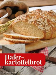 Rezept - Hafer-kartoffelbrot - Simply Kreativ - Brot backen - Sonderheft - 01/2019