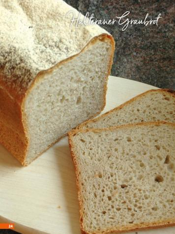 Rezept - Halteraner Graubrot - Simply Backen Sonderheft Brotdoc 01/2018