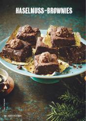 Rezept - Haselnuss-Brownies - Simply Kochen Special Weichnachtsgebäck - 01/2018
