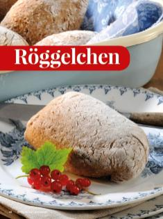 Rezept - Röggelchen - Simply Kreativ - Brot backen - Sonderheft - 01/2019