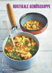 Rezept - Rustikale Gemüsesuppe - Simply Kochen Suppen & Eintöpfe 01/2018