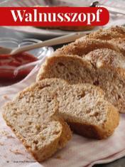 Rezept - Walnusszopf - Simply Kreativ - Brot backen - Sonderheft - 01/2019