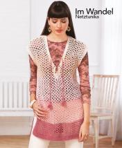 Strickanleitung - Im Wandel - Netztunika - Designer Knitting 05/2018