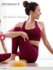 Yoga-Anleitung - Die Marichi-Haltung - Yoga - der große Guide - 01/2018