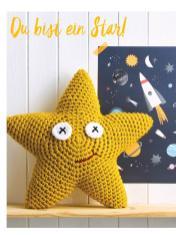 Häkelanleitung - Du bist ein Star - Simply Häkeln - 06/2018