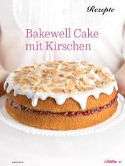Rezept - Bakewell Cake mit Kirschen - Das große Backen - 10/2018