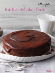 Rezept - Kürbis-Schoko-Torte - Das große Backen - 10/2018