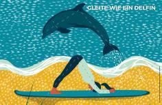 Gleite wie ein Delfin - Teen Spirit - 05/2018