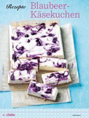 Rezept - Blaubeer-Käsekuchen - Das grosse Backen - 11/2018