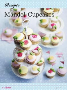 Rezept - Mandel-Cupcakes - Das grosse Backen - 11/2018