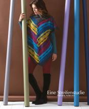 Strickanleitung - Eine Streifenstudie - Designer Knitting 01/2019