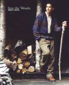 Strickanleitung - Into the Woods - Herren Cardigan - Designer Knitting 01/2019