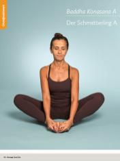 Yoga Anleitung - Baddha Konasana A - Sportplaner - Yoga Guide 01/2019