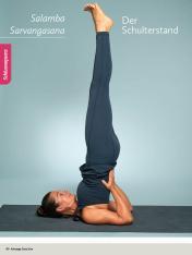 Yoga Anleitung - Salamba SarvangasanaYoga Anleitung - Prasarita Padottanasana D - Sportplaner - Yoga Guide 01/2019