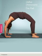 Yoga Anleitung - Urdhva Dhanurasana - Sportplaner - Yoga Guide 01/2019