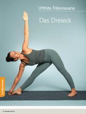 Yoga Anleitung - Utthita Trikonasana - Sportplaner - Yoga Guide 01/2019