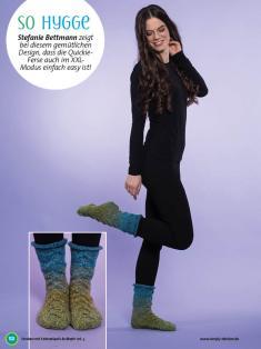 Strickanleitung - So hygge - Stricken mit Farbverlaufsbobbeln Vol. 3 - 01/2019