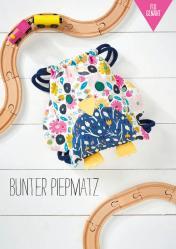 Nähanleitung - Bunter Piepmatz - Simply Nähen - 01/2019
