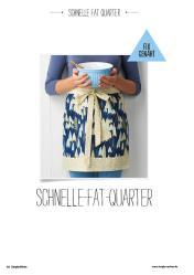 Nähanleitung - Schnelle-Fat-Quarter - Simply Nähen - 01/2019