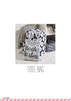 Nähanleitung - Tote Bag - Simply Nähen - 01/2019