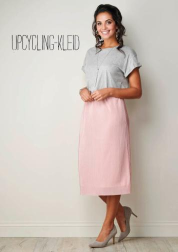 Nähanleitung - Upcycling-Kleid - Simply Nähen - 01/2019