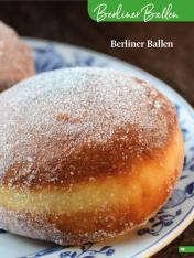 Rezept - Berliner Ballen - Simply Backen Sonderheft Brotdoc Vol. 2 - Heft 02/2019
