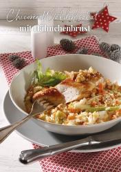 Rezept - Chicoree-Waldorfsalat mit Hähnchenbrust - Simply Kreativ Extra – Leckere Ideen für den Thermomix® 01/19