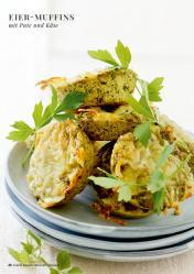 Rezept - Eier-Muffins mit Pute und Käse - Simply Kreativ healthy - Darm in Topform - 01/2019