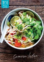Rezept - Gemüse-Laksa - Simply Kreativ Superfood 01/2019