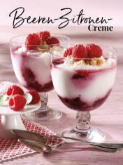 Rezept - Beeren-Zitronen-Creme - Simply Kreativ Thermomix® Diät Special 01/2019