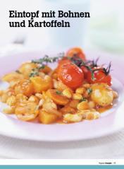 Rezept - Eintopf mit Bohnen und Kartoffeln - Healthy Vegan Sonderheft - Vegan - 01/2019
