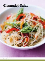 Rezept - Glasnudel-Salat - Healthy Vegan Sonderheft - Vegan - 01/2019