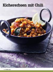 Rezept - Kichererbsen mit Chili - Healthy Vegan Sonderheft - Vegan - 01/2019