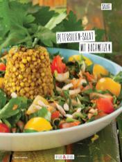 Rezept - Petersilien-Salat mit Buchweizen - Simply Kochen Sonderheft Detox 01/2019