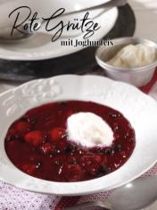 Rezept - Rote Grütze mit Joghurteis - Simply Kreativ Thermomix® Diät Special 01/2019